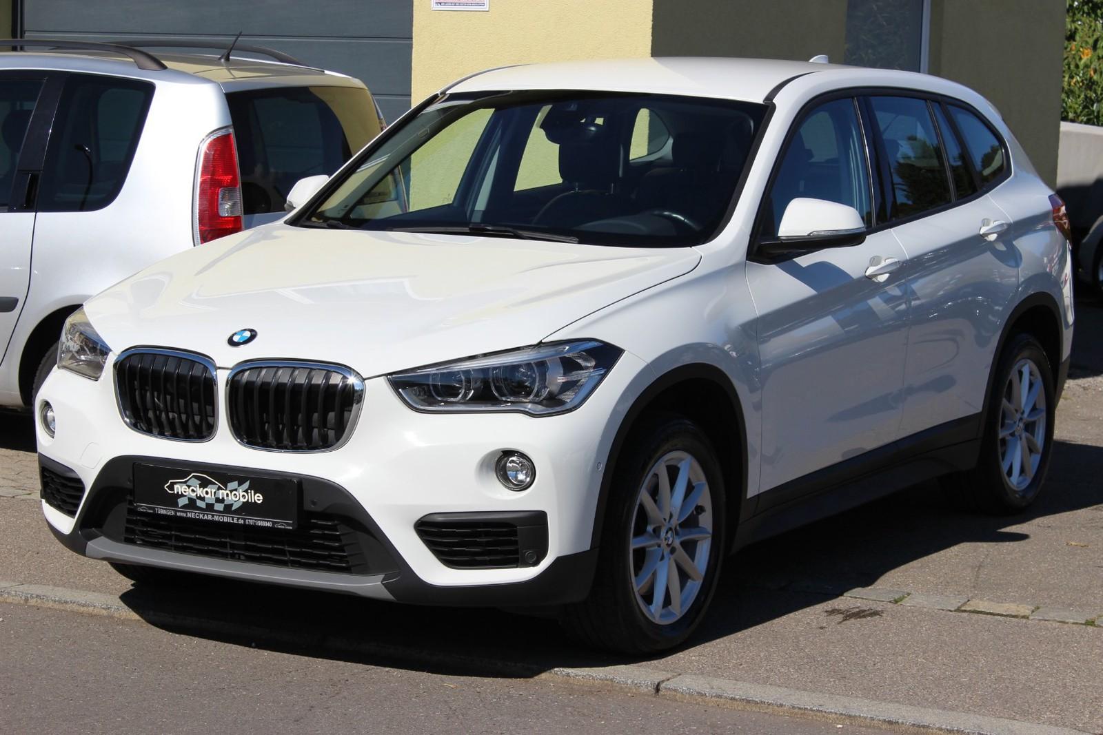 BMW X20 xDrive20d Advantage LED Navi Autom. Leder used buy in ...