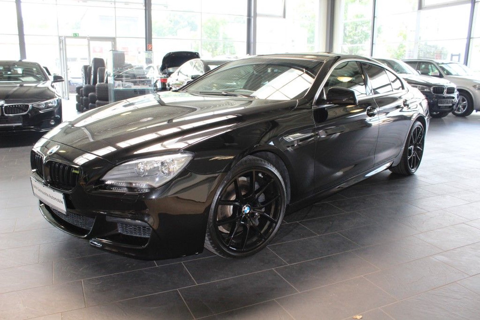 Bmw 650 Gran Coupé 650i Xdrive Gran Coupe M Sport Naviprof Leder Rfk Used Buy In Langenfeld Price 33990 Eur Int Nr Inz 54 3116 Sold