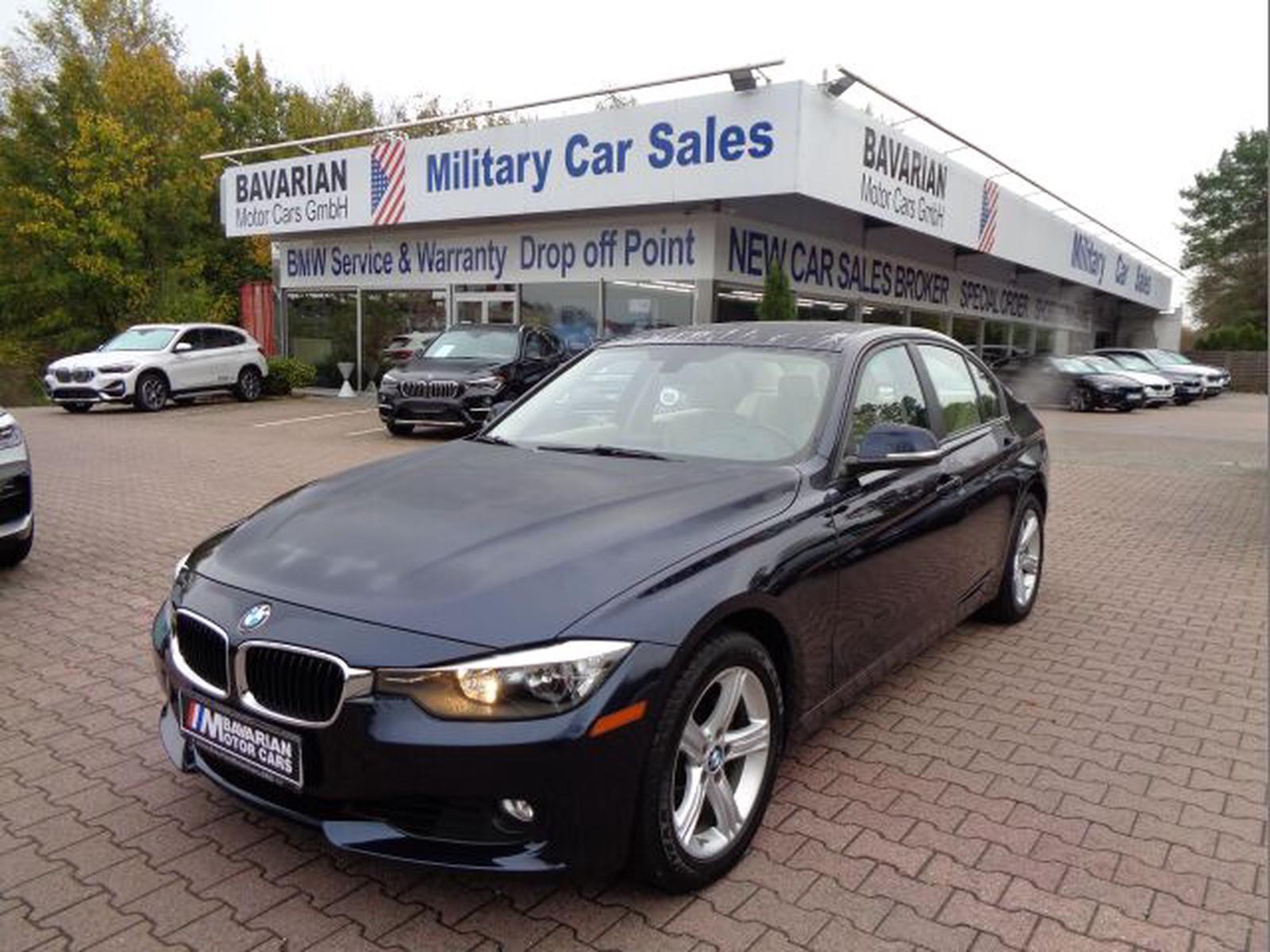 Bmw 328 I Xdrive Tax Free Military Sales In Kaiserslautern Price 17995 Usd Int Nr U 16003 Sold