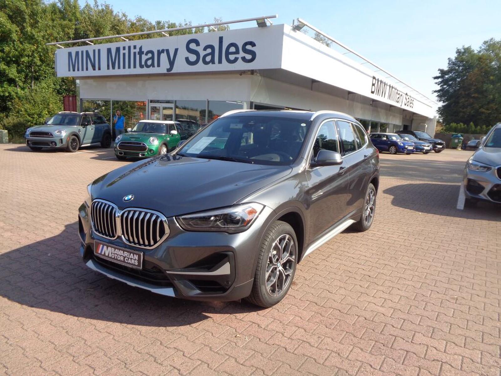 Bmw X1 Xdrive28i Tax Free Military Sales In Kaiserslautern Price 35995 Usd Int Nr U 16713 Sold