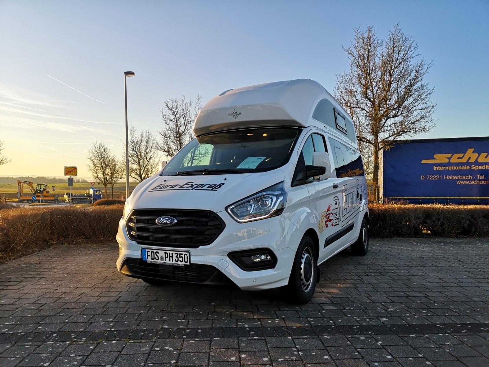 Ford Transit Custom Nugget Plus Jahreswagen Kaufen In Nagold Preis
