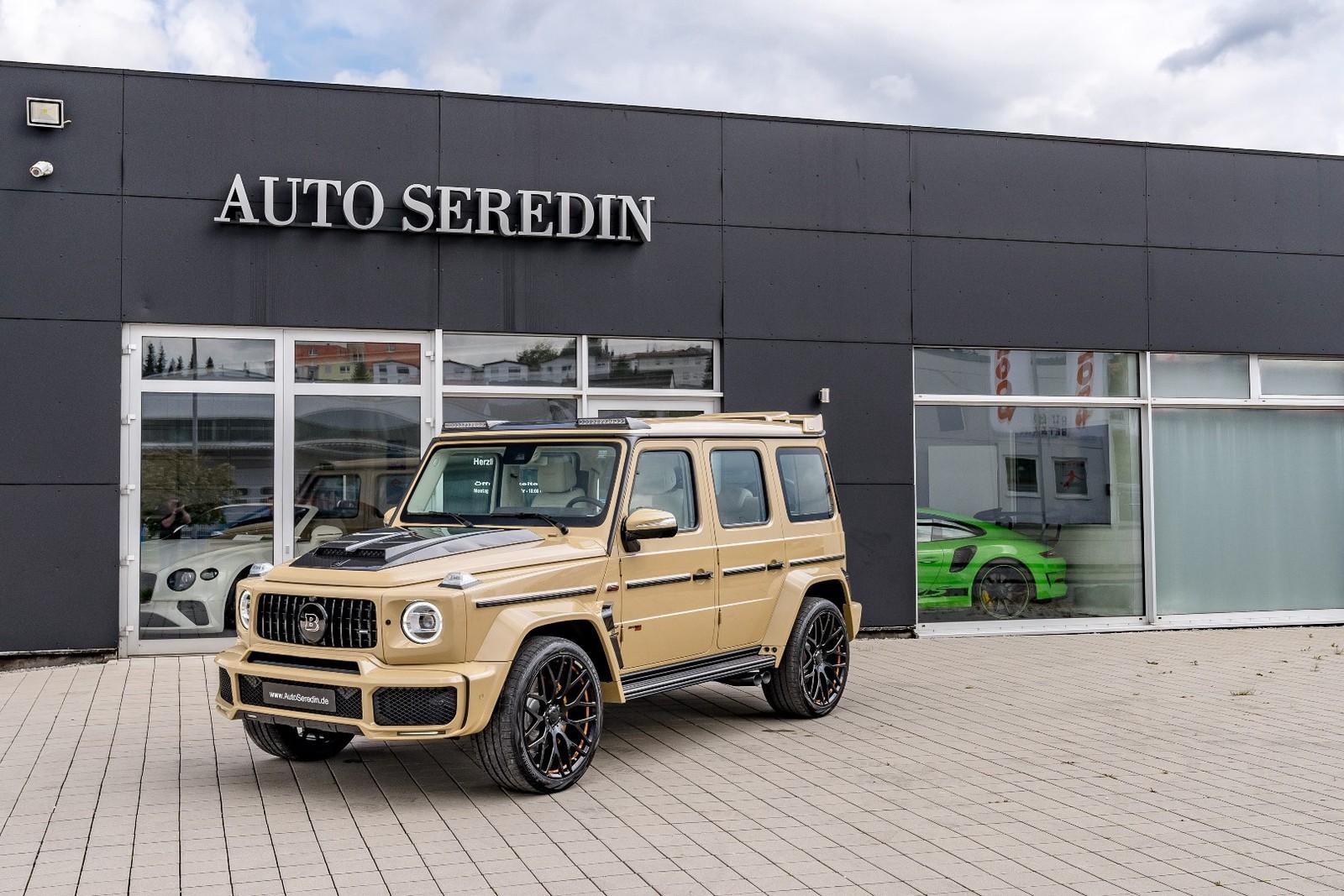 Mercedes Benz G 63 Amg New Buy In Hechingen Bei Stuttgart Price 320110 Eur Int Nr 2171 Sold