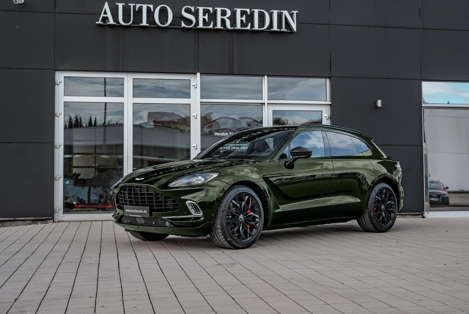 Aston Martin Dbx New Buy In Hechingen Bei Stuttgart Price 249400 Eur Int Nr 20 284 Sold