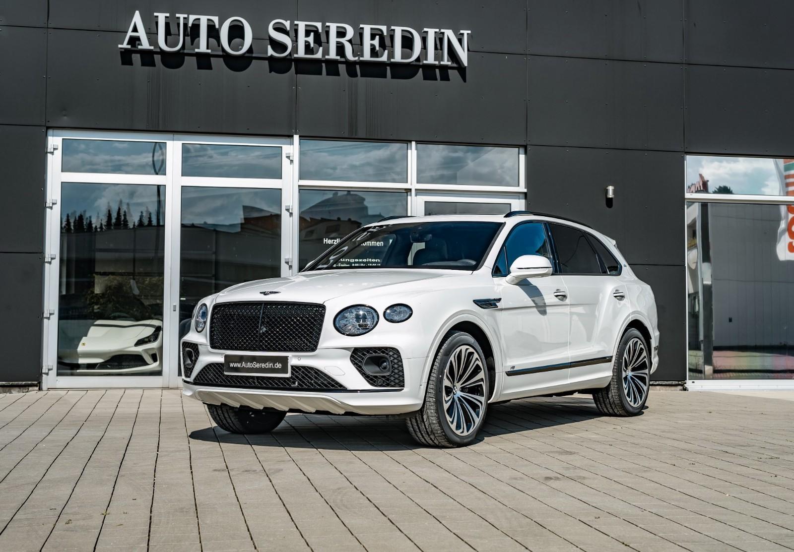 Bentley Bentayga New Buy In Hechingen Bei Stuttgart Price 280720 Eur Int Nr 20 333 Sold
