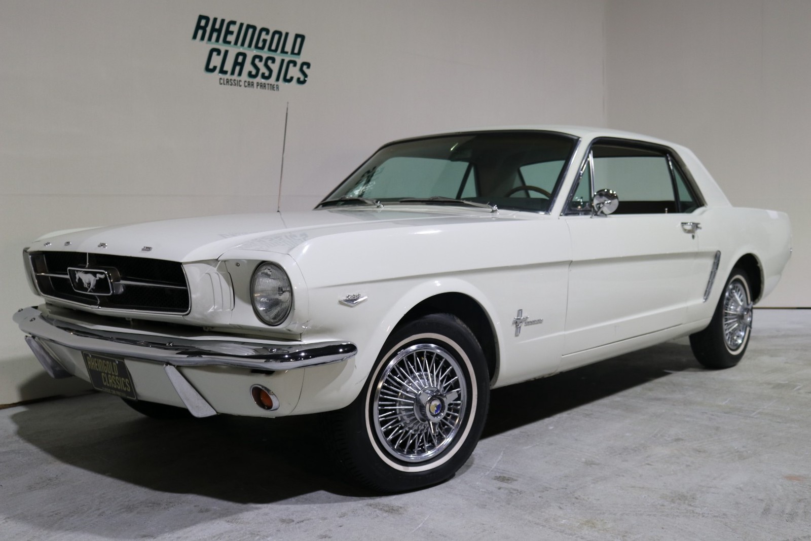 Ford Mustang 289 Coupe Oldtimer Buy In Rheinbreitbach Int Nr 886rcg Sold