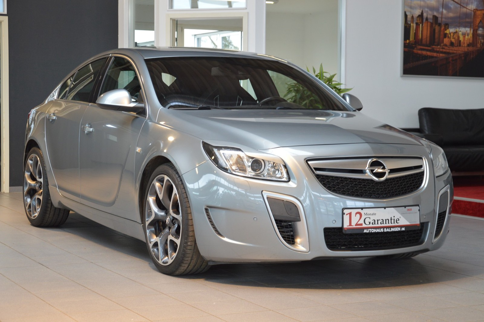 Opel Insignia Opc 2 8 V6t 4x4 Gebraucht Kaufen In Balingen Preis 12990 Eur Int Nr 1354 Verkauft