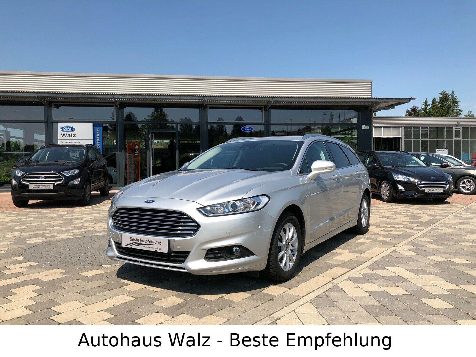 Ford Mondeo 1 5 Ecoboost Business Gebraucht Kaufen In Nagold Preis 17990 Eur Int Nr 68433