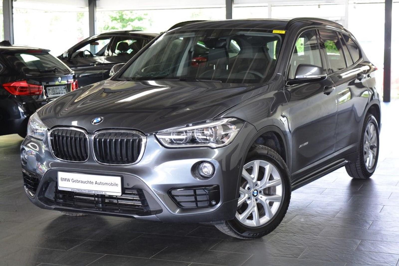 BMW X20 xDrive20i Aut. Sport Line AHK/LED/NAVI/KAMERA used buy in ...