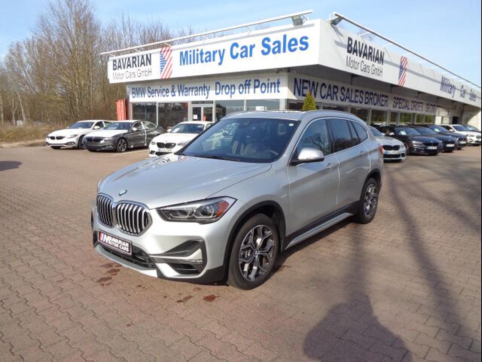 Bmw X1 Xdrive 28i Tax Free Military Sales In Ramstein Miesenbach Price 33995 Usd Int Nr U 16120 Sold