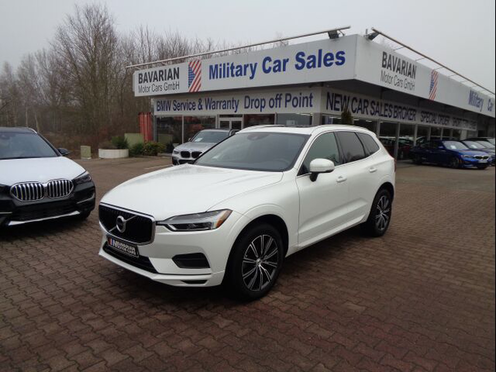 Volvo Xc60 Utility 4d T5 Momentum Awd Tax Free Military Sales In Ramstein Miesenbach Price 31995 Usd Int Nr U 16319 Sold
