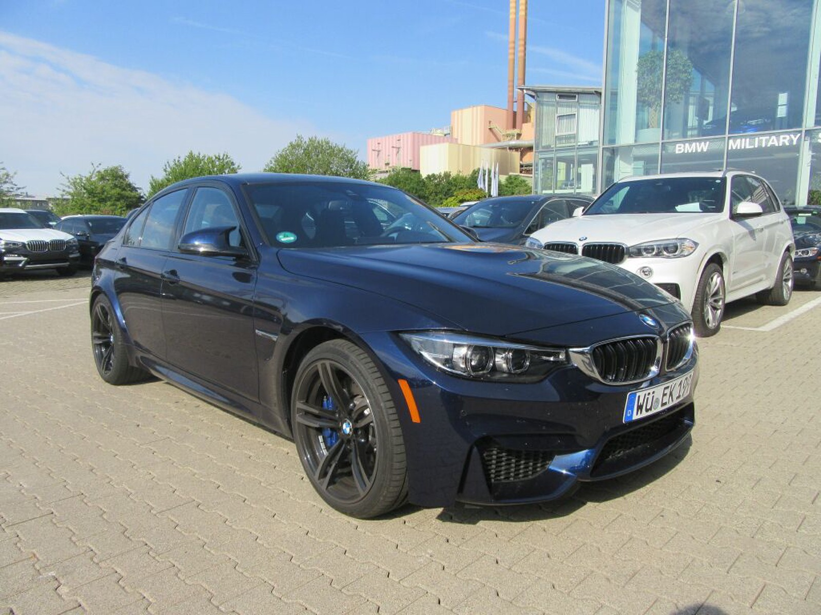 Bmw M3 Sedan Tax Free Military Sales In Grafenwöhr Price 64995 Usd Int Nr U 14315 Sold
