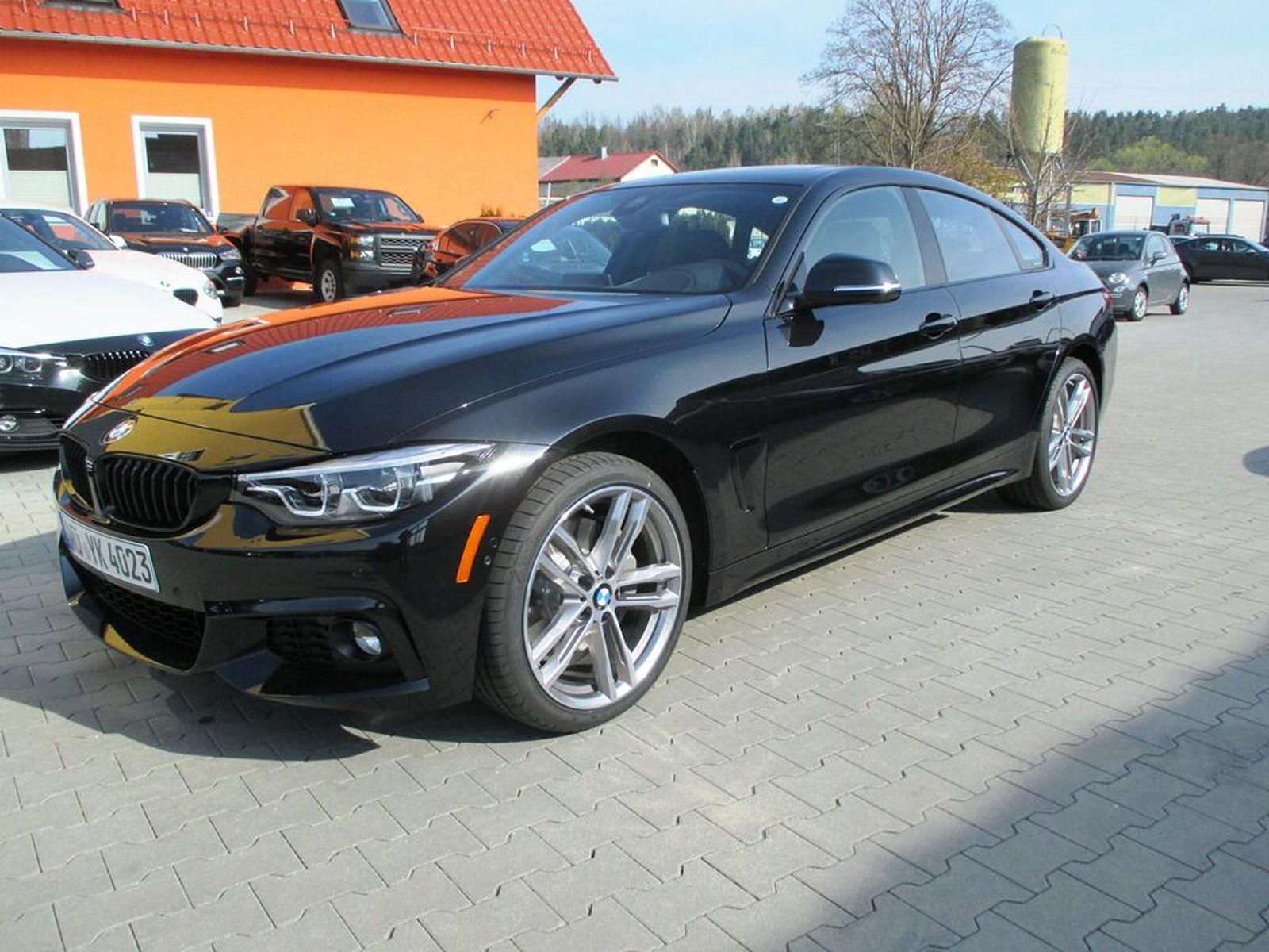 Bmw 430 I Xdrive Gran Coupe M Sport Tax Free Military Sales In Grafenwöhr Price 42995 Usd Int Nr U 15491 Sold