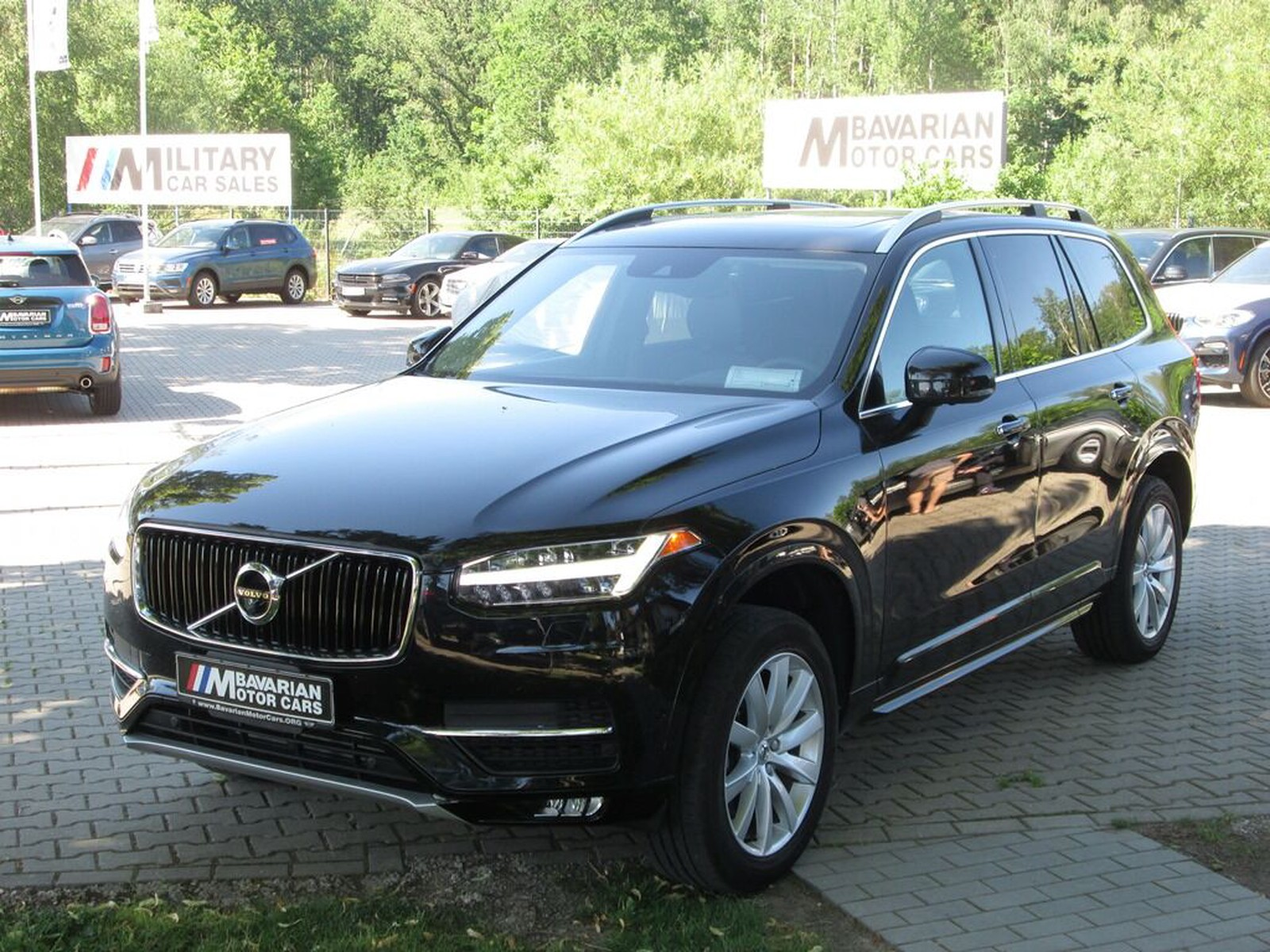 Volvo Xc90 Utility 4d T6 Momentum Awd I4 Turbo Tax Free Military Sales In Grafenwöhr Price 43700 Usd Int Nr U 15817 Sold