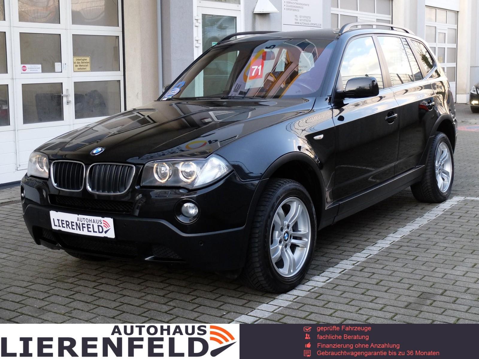 Bmw X3 2 0d Used Buy In Düsseldorf Price 7990 Eur Int Nr 658 Sold