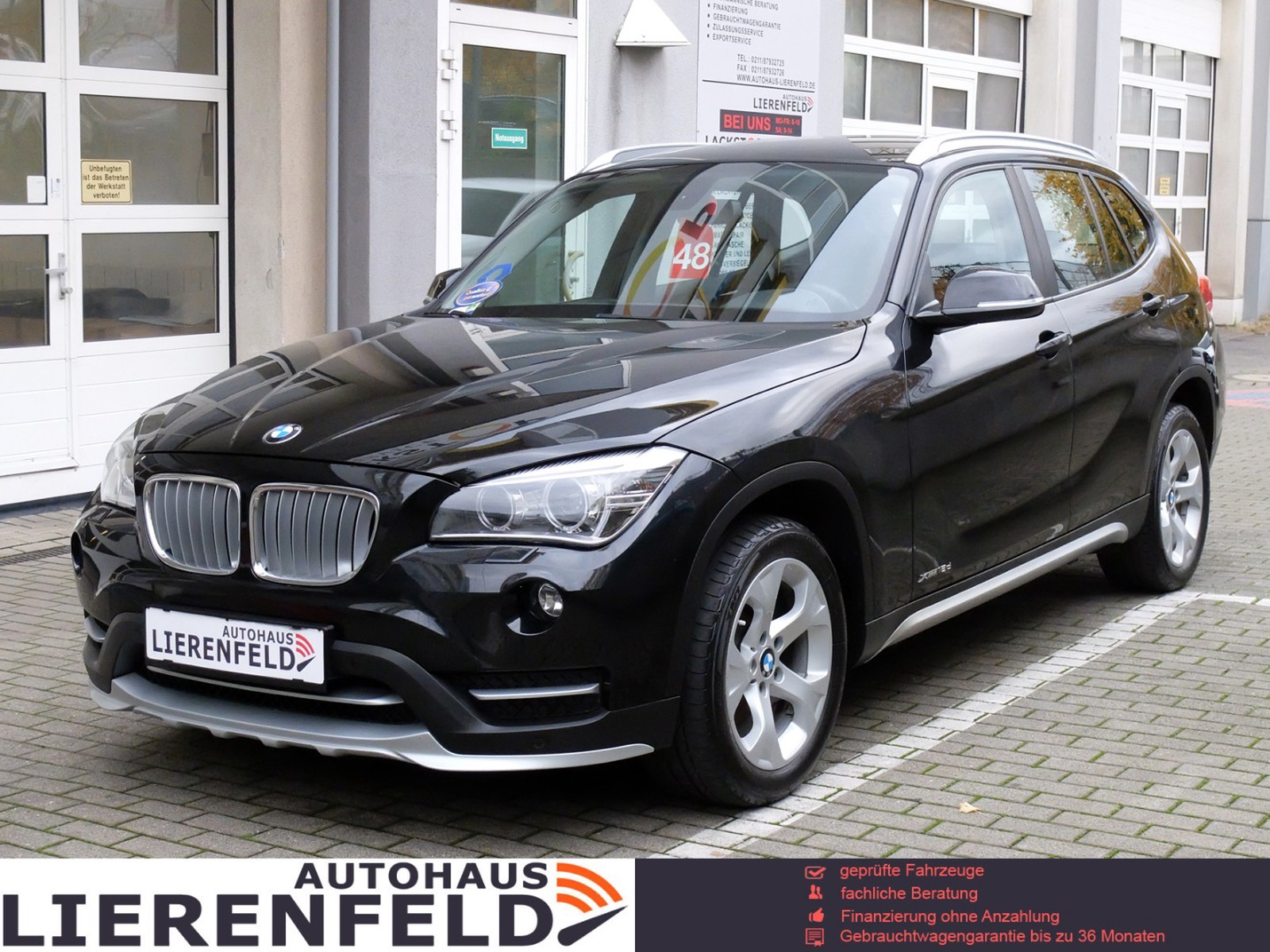 BMW X20 xDrive 208d used buy in Düsseldorf Price 203490 eur   Int.Nr ...