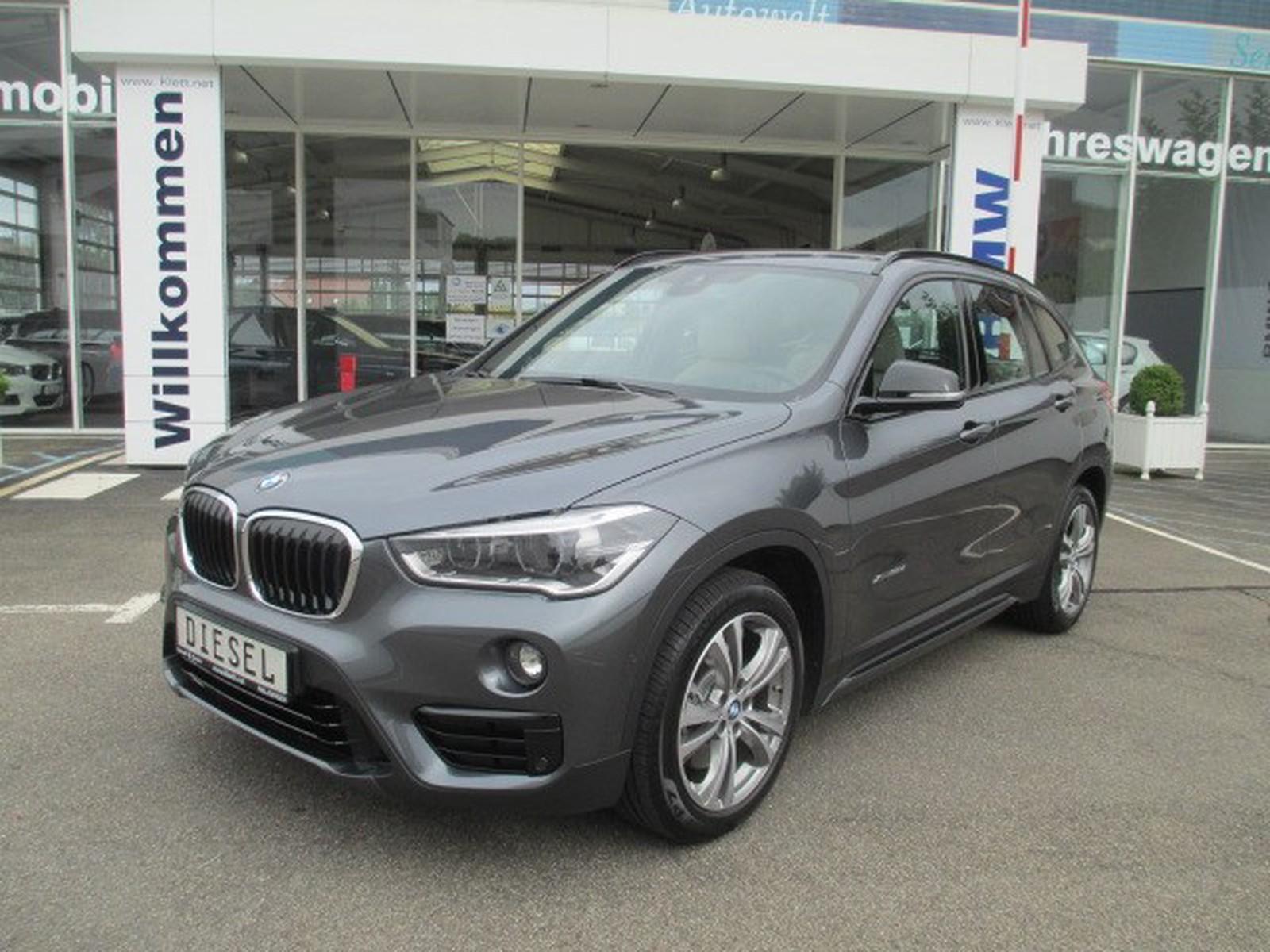 BMW X20 xDrive20d A used buy in Rielasingen Worblingen Price 20 ...