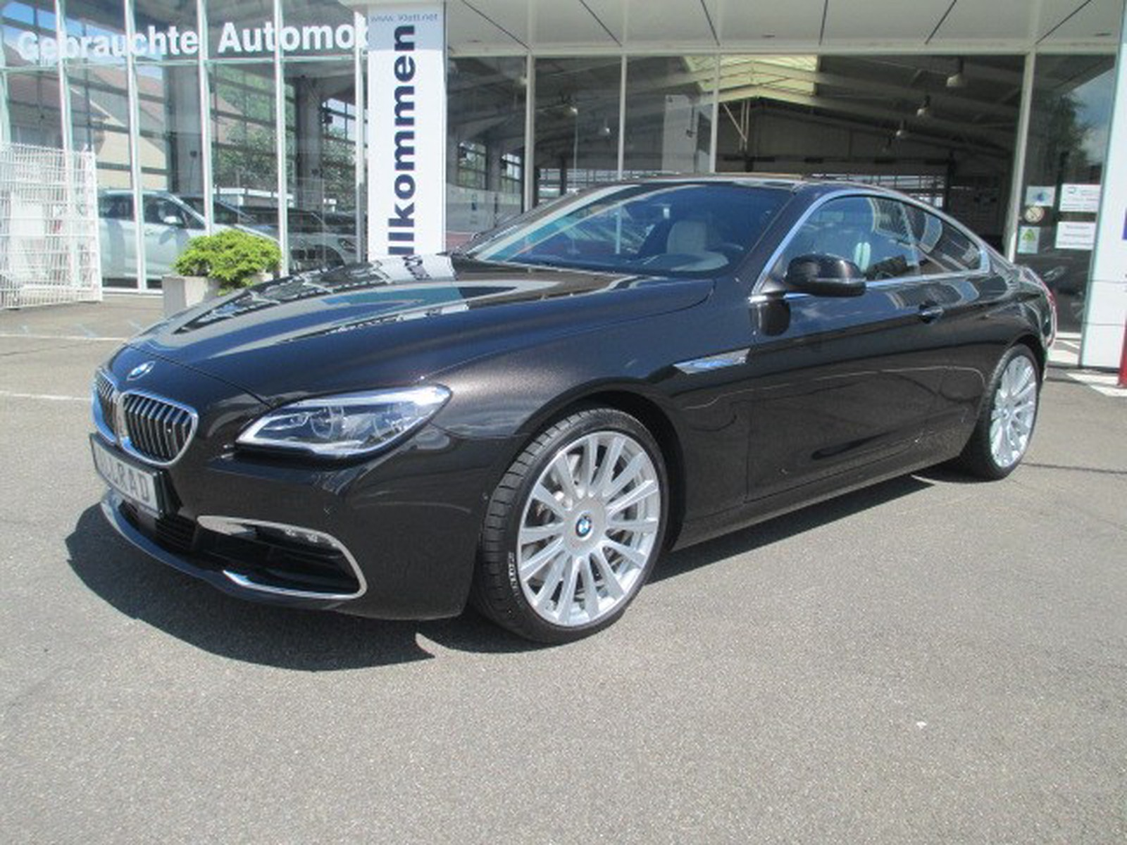 Bmw 650 I Xdrive Coupe Used Buy In Rielasingen Worblingen Price 77850 Eur Int Nr 200416 Sold