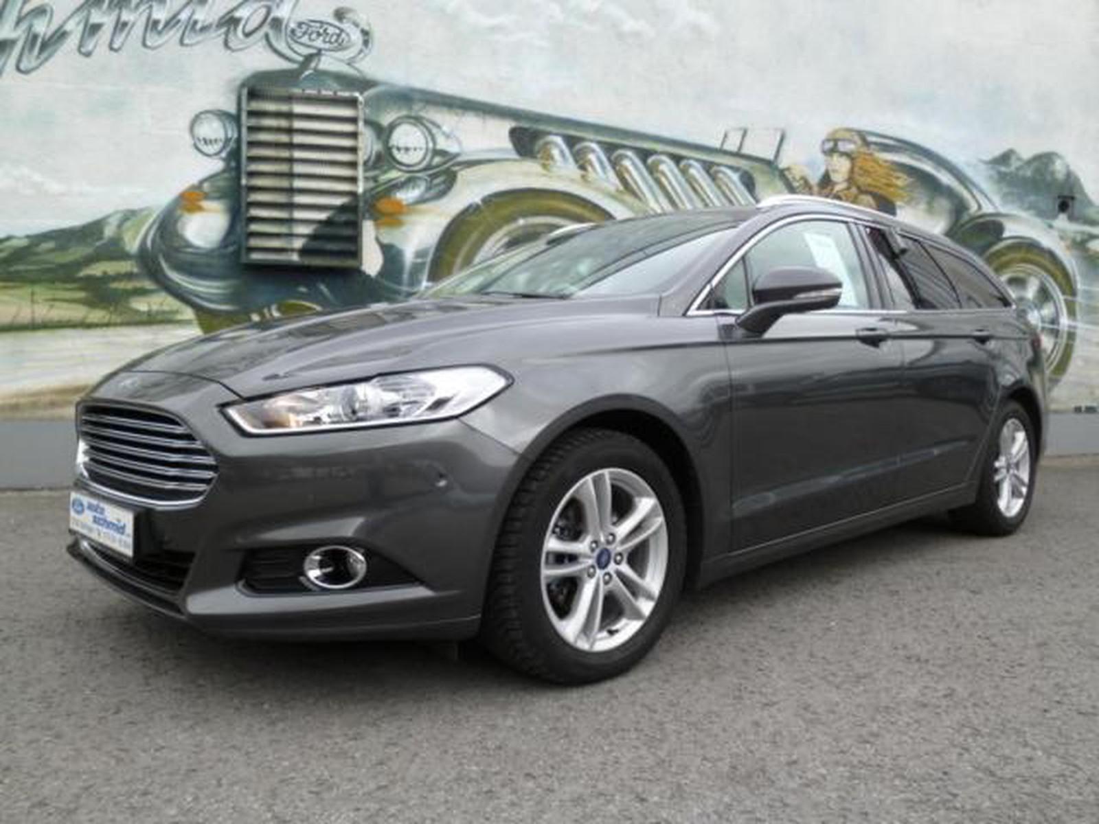 Ford Mondeo 2 0 Tdci Titanium Jahreswagen Kaufen In Vohringen Preis 21550 Eur Int Nr 57208