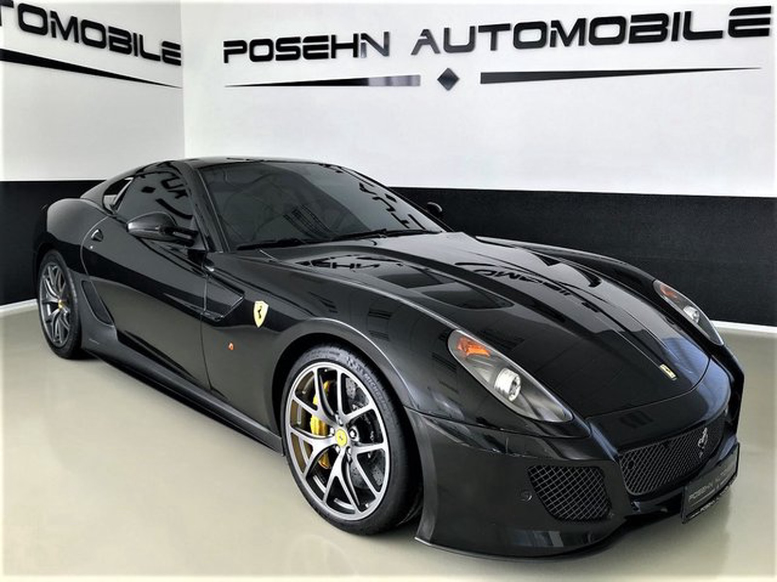 Ferrari 599 Gtb Fiorano F1 Gto Umbau Carbon Ceramic Used Buy In Hechingen Bechtoldsweiler Price 123750 Eur Int Nr 1564 Sold