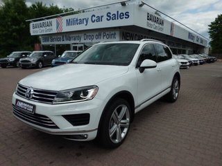 Volkswagen Touareg Vr6 Executive 4motion Tax Free Military Sales In Peachtree Corners Ga Price 35995 Usd Int Nr U 15607 Sold