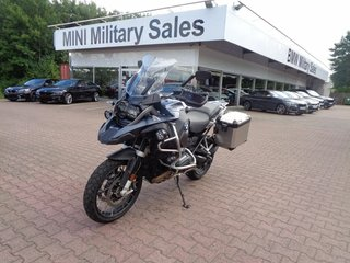Bmw R 1200 Gs Adventure Sold Tax Free Military Sales In Germany