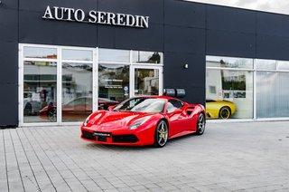 Ferrari New Or Used Sold Odometer Ascending In Hechingen Bei Stuttgart P 4