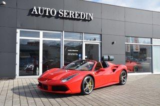 Ferrari 488 Spider New Or Used Sold Odometer Descending In Hechingen Bei Stuttgart