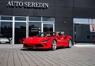 Ferrari F8 Tributo New Buy In Hechingen Bei Stuttgart Price 319000 Eur Int Nr 20 142 Sold