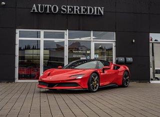 Ferrari Sf90 Stradale New Or Used Sold Power Ascending In Hechingen Bei Stuttgart