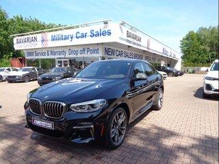 Bmw X4 Xdrive 30i M Sport Tax Free Military Sales In Kaiserslautern Price 49995 Usd Int Nr U 16066 Sold