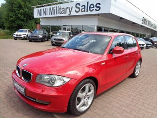 Bmw 1 Sold Tax Free Military Sales In Germany