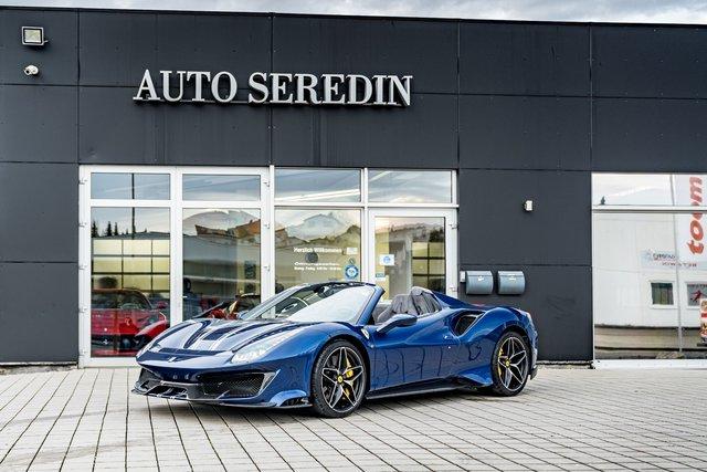 Ferrari Price From 100 000 New Or Used Buy Odometer Ascending In Hechingen Bei Stuttgart